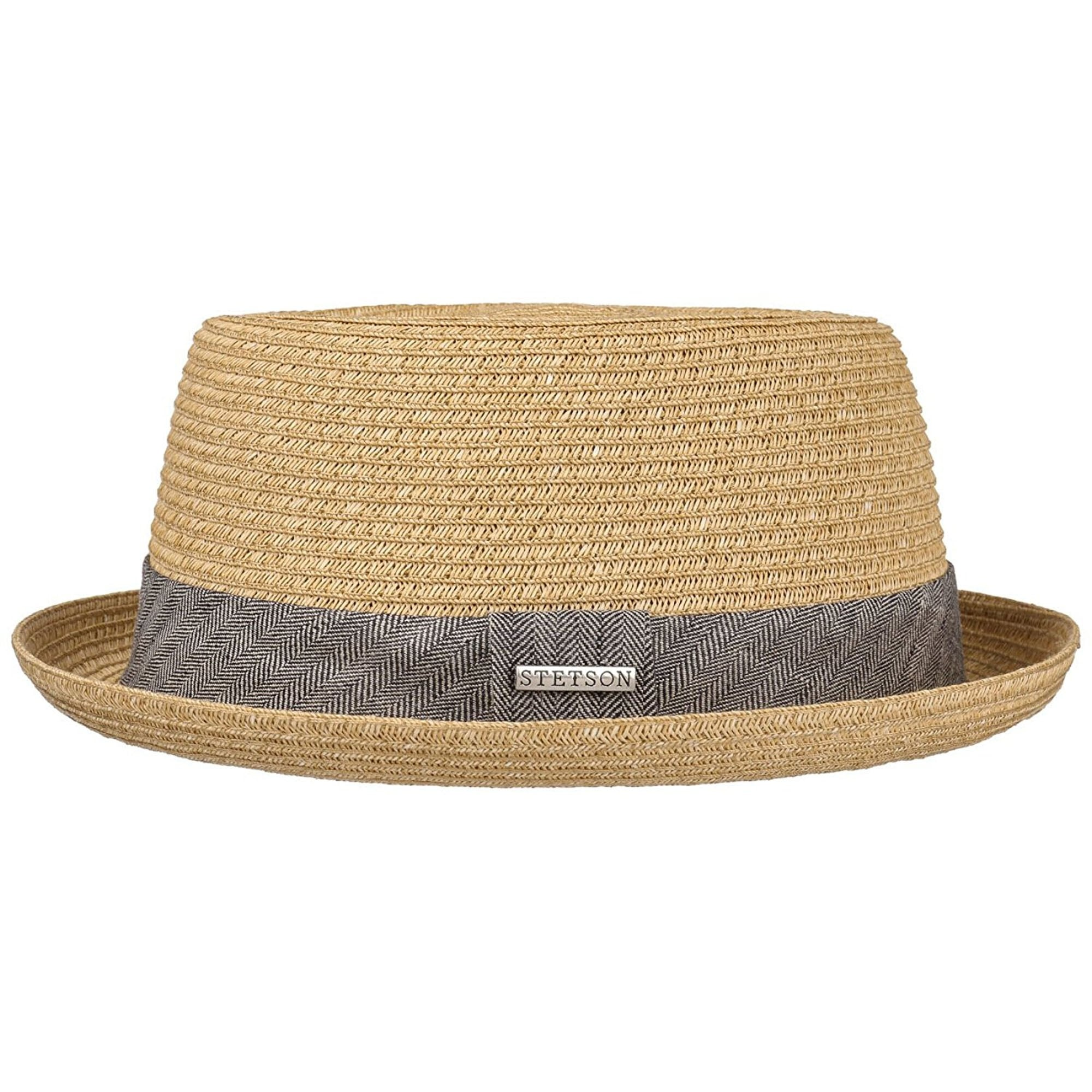 90c2e7c4 Stetson Hats Toyo Straw Trilby Hat | Stuarts London