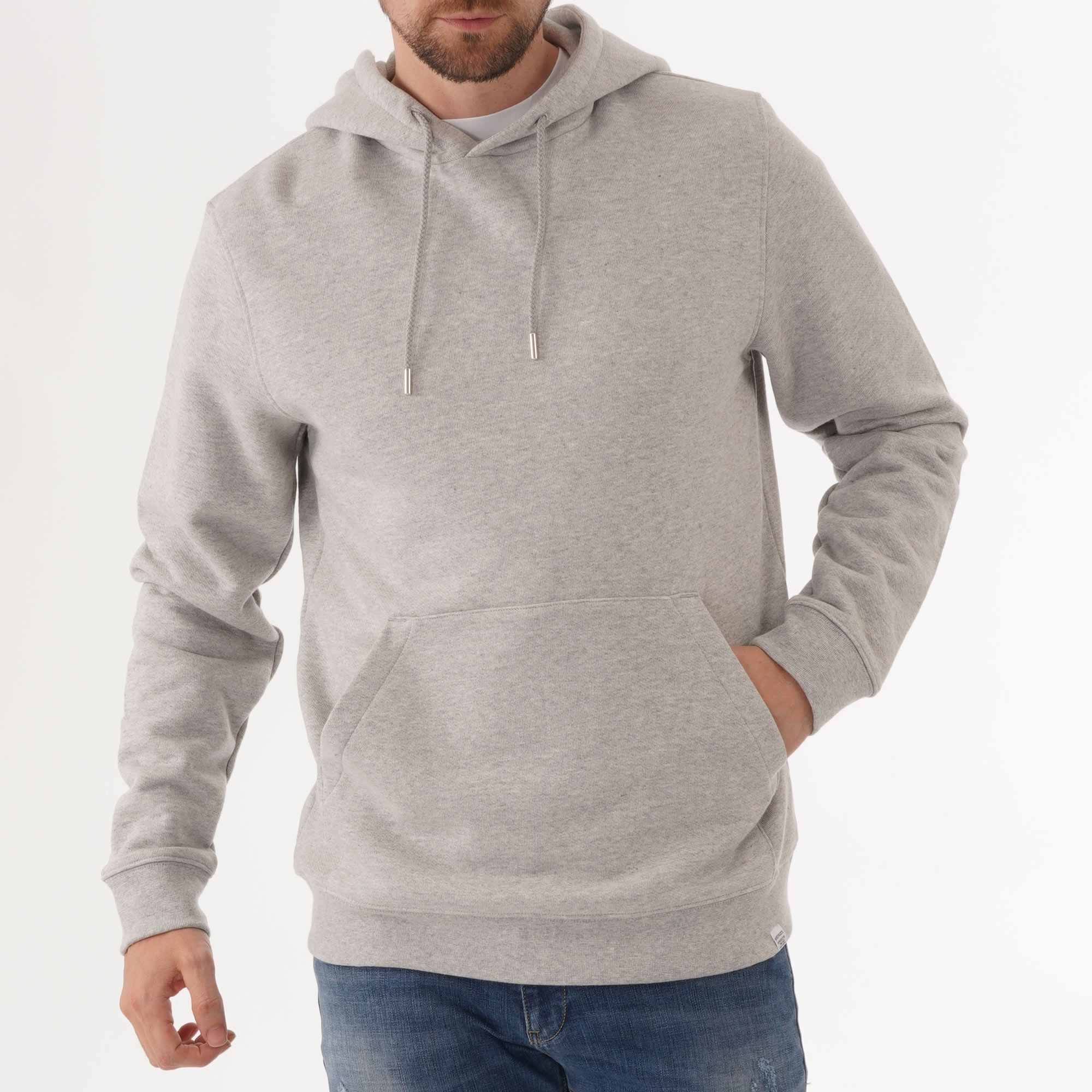 081f7a12160 Norse Projects Vagn Classic Hoodie | Dark Navy | N20-0262