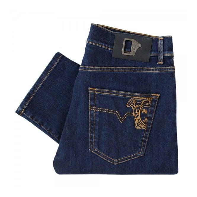 Versace Men's Jeans Denim Collection