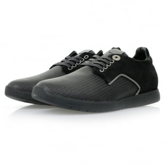 Vico Yale Black Shoes V029