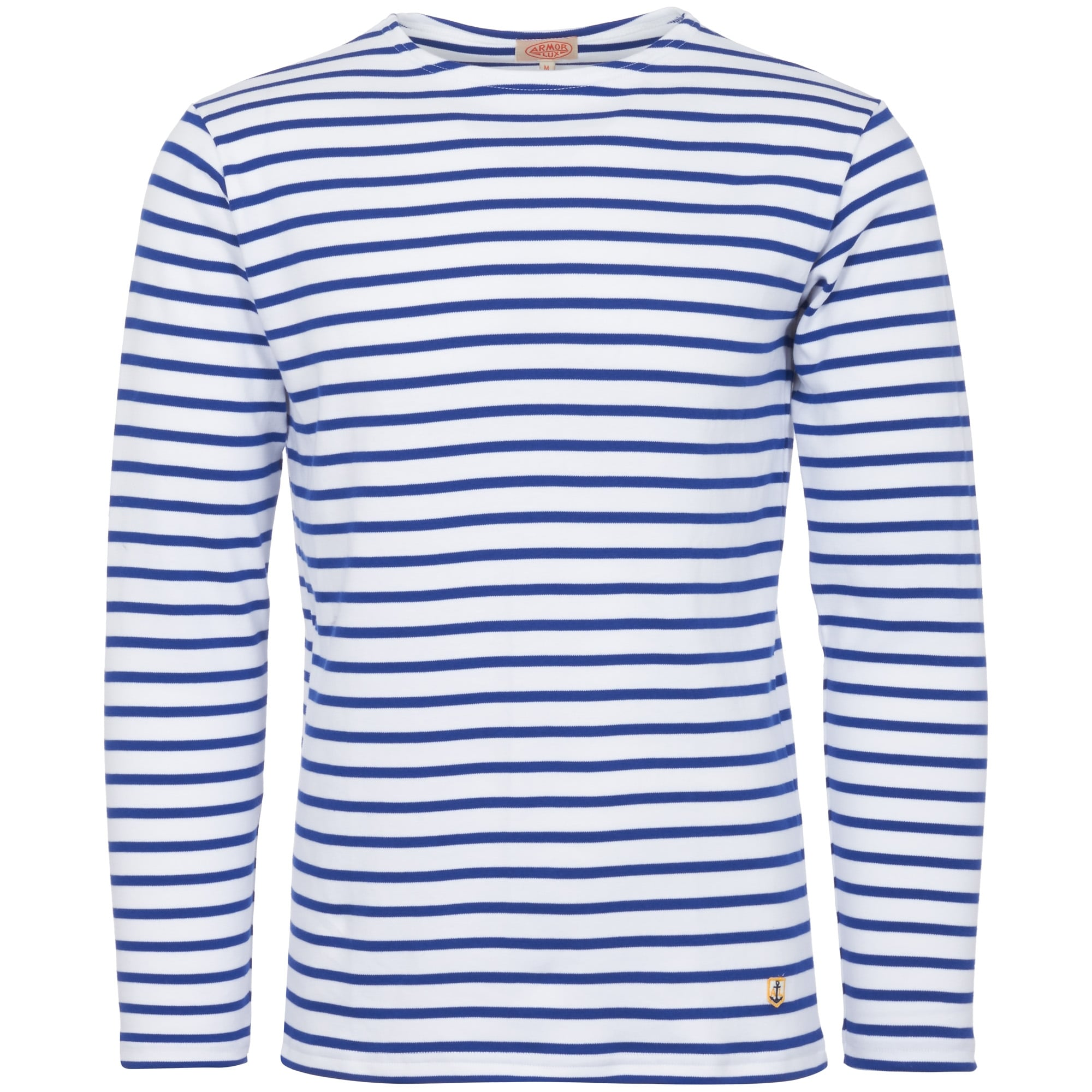 a237a8ed0e26c3 ... T-Shirt. White & Blue Star Long Sleeved Breton Sailor ...