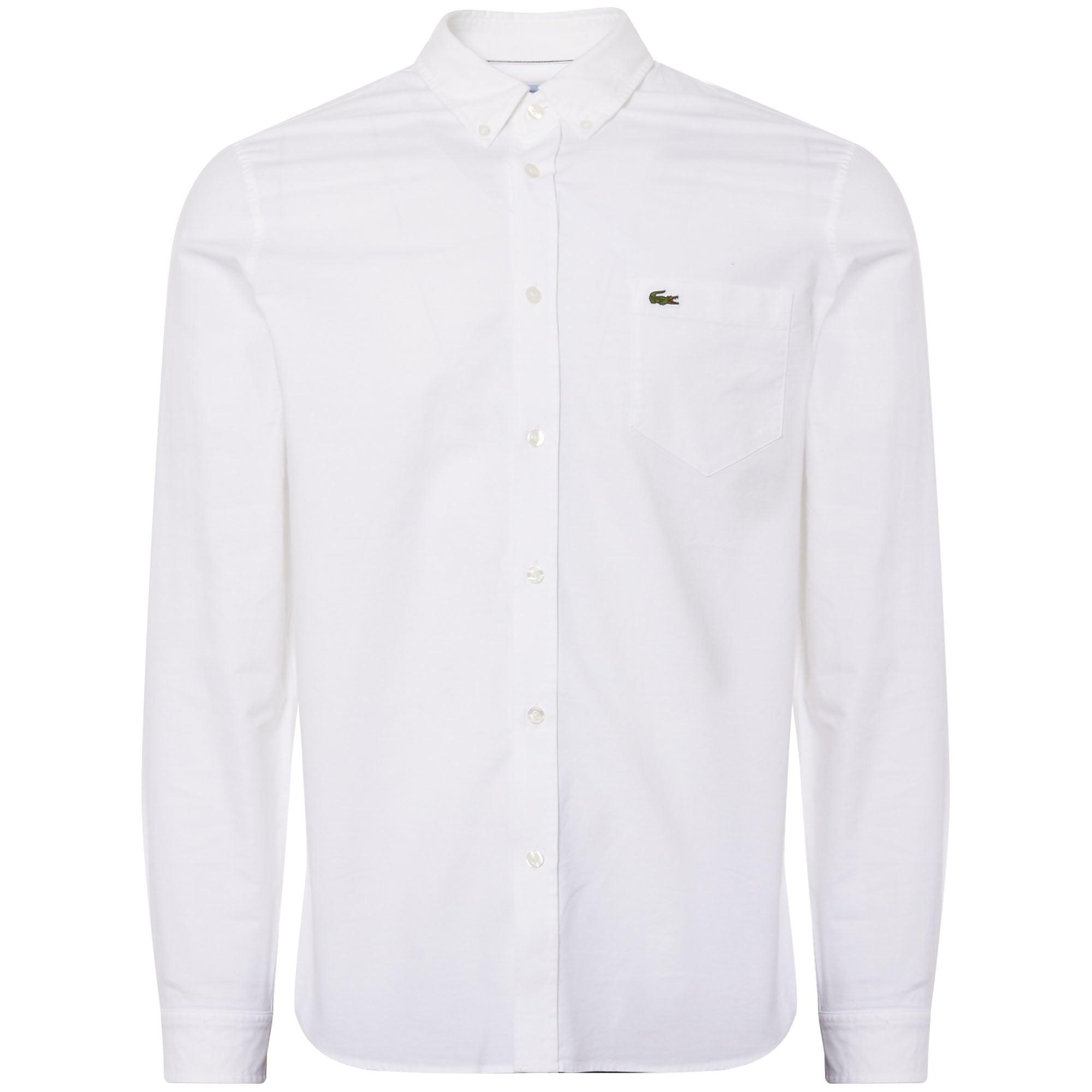 dae63d9a White Oxford Shirt