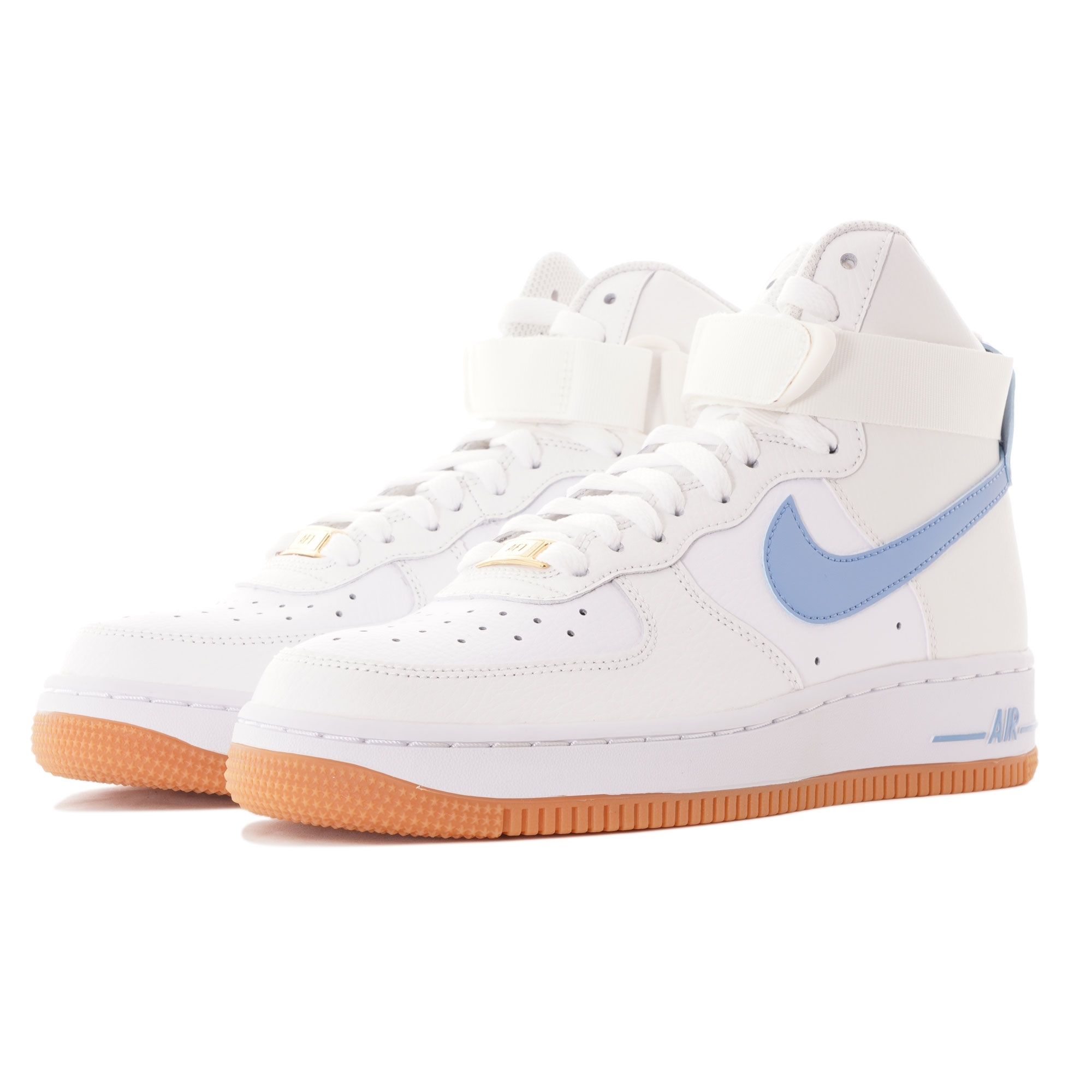 Nike Womens Women's Air Force 1 High White & Blue