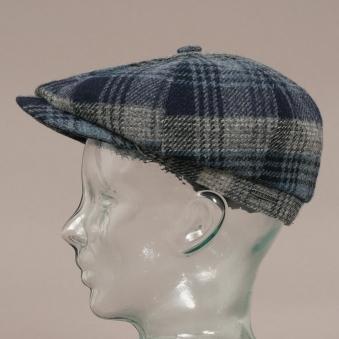 23030ba9ec7dc Wool Hatteras Cap - Blue